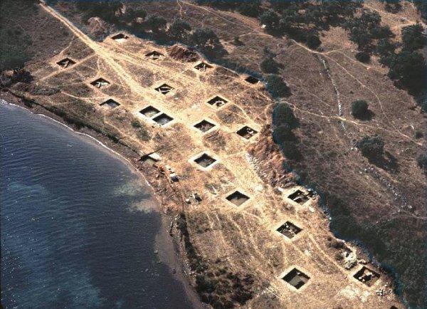 Ανασκαφες το 1970